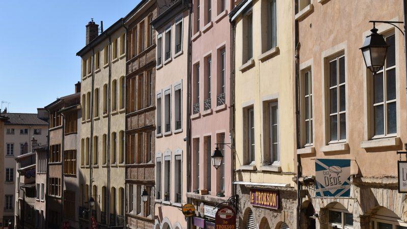La Croix-Rousse, quartier atypique de Lyon