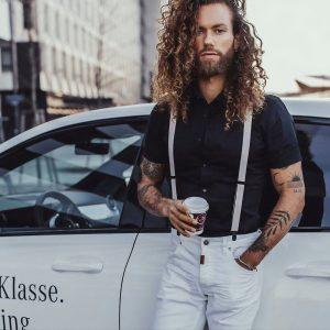 Changer de coiffure quand on est un homme